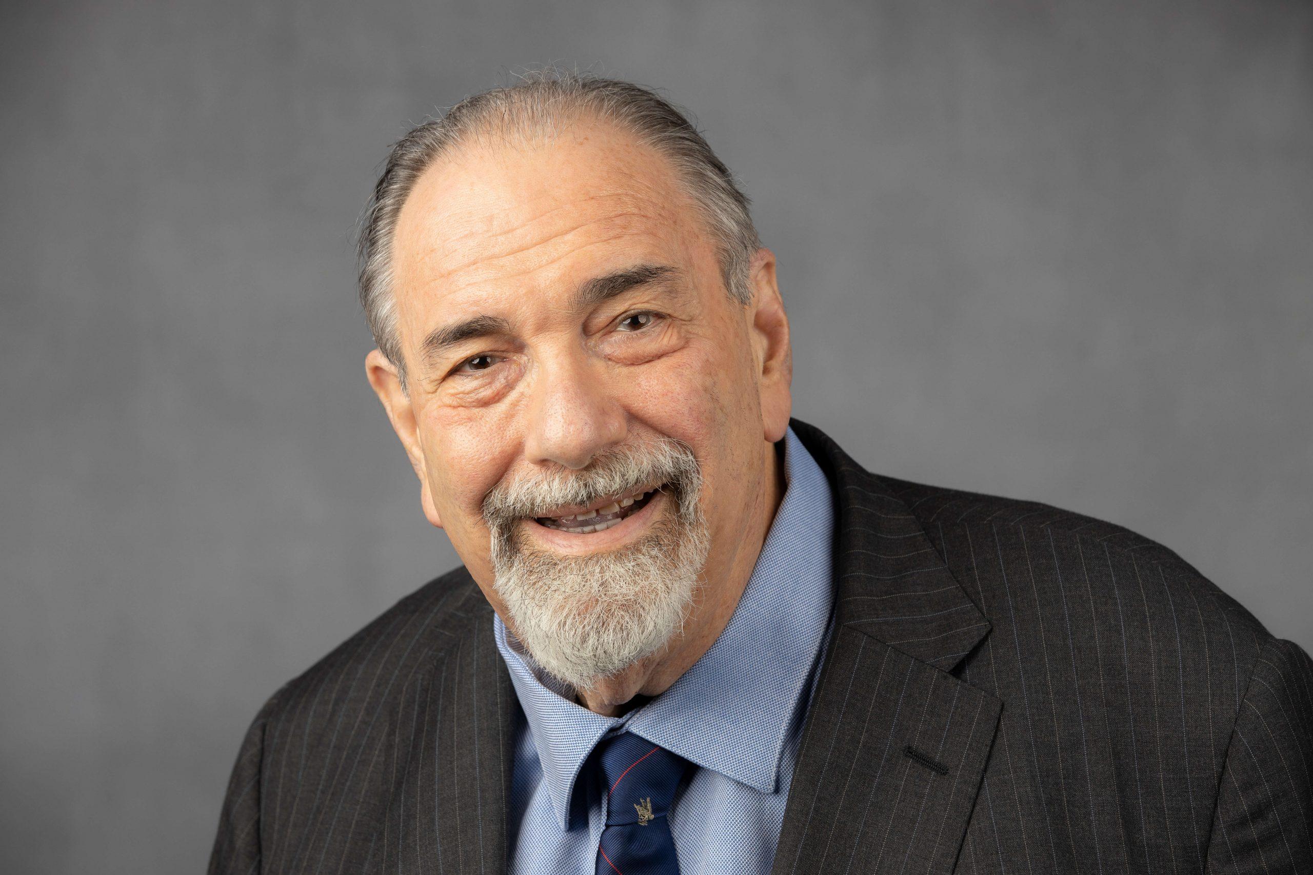William Jaffe Professional Portrait