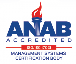 ANAB Accredited icon