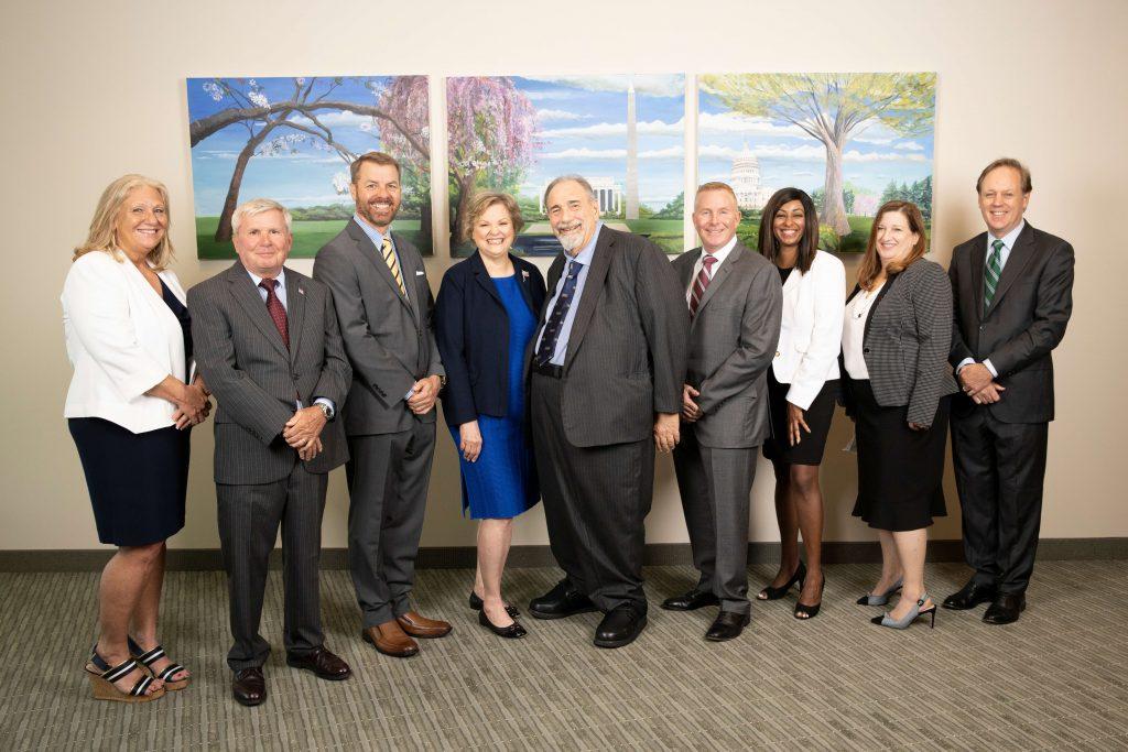 TAPE Company Staff Group Photo