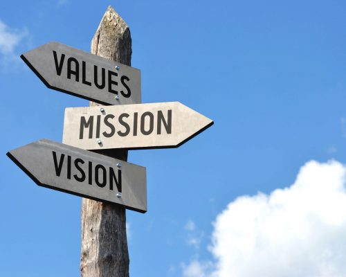 Vision Mission and Values Image